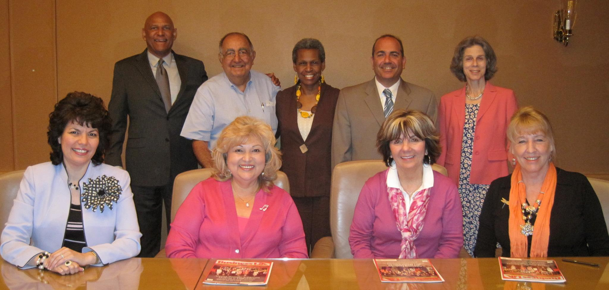 2012 Women Achievers Conference committee meeting