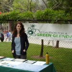 Coalition for a Green Glendale Booth